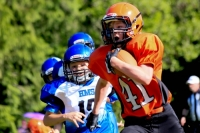 Gallery: Football Hawkins MS @ Cedar Heights MS
